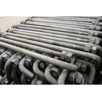 Carbon Steel Foundation Anchor Bolts Hold Down L Type Hot Dipped Galvanized Grade 10.9