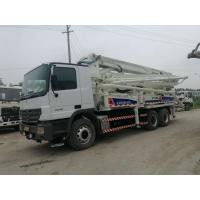 Second Hand Concrete Mixer Trucks / Concrete Pump Truck 37m  38m 47m 48m