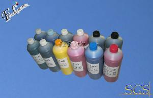 China Refill dye ink for Canon Image Prograf IPF 8300 wide format printer ink 12color set on sale