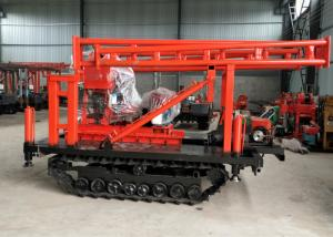 China Easy Operate Horizontal Directional Drilling Rig For Rock Formations on sale