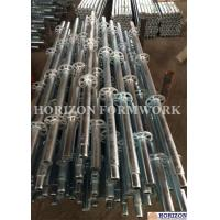 China High Strength Ring System Scaffolding Q235 Steel For Formwork Construction on sale