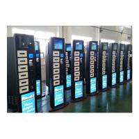 China Public Bars Casinos Mobile Device Charging Station Kiosk with 19 Inch Advertising LCD Screen on sale