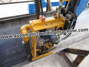 China Auto Steel H Beam Production Line , Submerged Gantry Welding Machine on sale