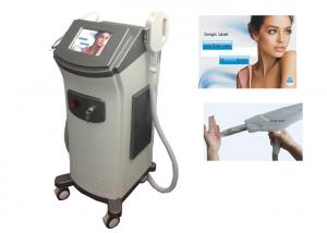 China 1064NM Long Pulse Yag Laser Hair Removal Machine Skin Hair Depilation on sale