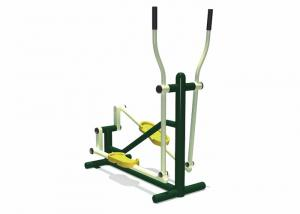 China Outdoor Playground Body Fitness Equipment Single Person Ellipse Machine For Park on sale