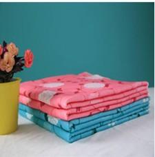 China Printed Microfiber bath towel on sale