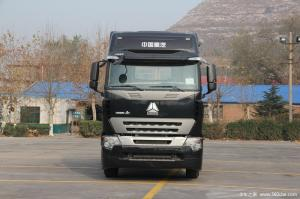 China World high level HOWO A7 6x4 series tractor with ABS EVB ASR EBL TMP AMT technology on sale