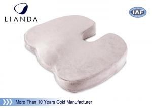China Hot Sell Coccyx Orthopedic Comfort Memory Foam U shaped Seat Cushion on sale