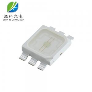 China Smd 5074 Led High Intensity Led Green , 515 - 525 NM Led Lamp Spare Parts on sale