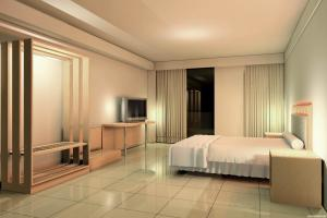 China Custom Luxury Hotel Furniture / Hotel Furnature For Executive Suite on sale