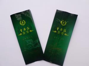 China Verde laminado vácuo dos sacos de plástico para o empacotamento do chá on sale