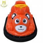 Hansel playground games plastic children toys electric battery bumper car