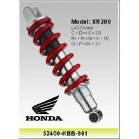 China Honda Xr200 Motorcycle Accessory , 335MM Motorcycle Shocks 52400-KBB-901 on sale
