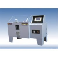 Intelligent Auto Salt Spray Corrosion Test Chamber For Electronic / Chemical Industrial