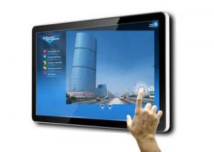 China All In One Wall Mounted TFT Interactive Touch Screen Kiosk Ipad Style 42 Inch on sale