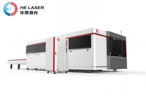 China High Power Industrial Laser Cutting Machine for Sheet Metal Processing, Fiber Lasercutter 4000w 6000w 8000w on sale