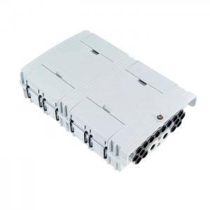 China FTTH Optical Terminal Distribution Box / 16 Port Fibre Optic Splice Closure on sale