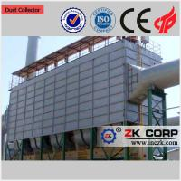 Cement Dust Collector System for Open Clinker Yard