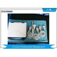 Portable Pregnancy Laptop Color Doppler Ultrasound Scanner 8 Segments TGC