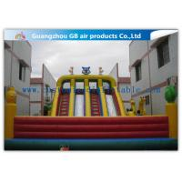 Animal Inflatable Amusement Park Inflatables Combo for Kids Playground