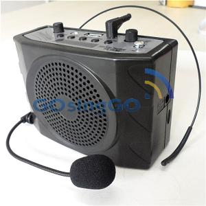 China audio fm radio waistband amplifier rechargeable on sale