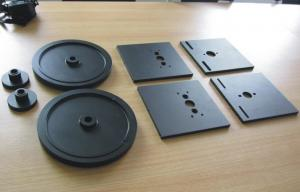 China Hand / Power Tools CNC Prototyping Service With Chromatization , Painted Surface on sale