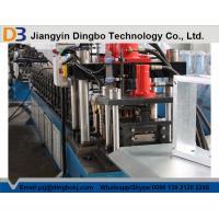 China Damper Blade Metal Roll Forming Machine Vane Damper Shell Duct Fire Damper Making on sale