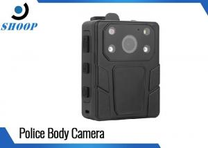 China IP67 Waterproof Security Body Cameras 1296P High Resolution With 2 IR Lights on sale