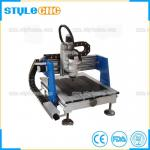 Ball Screw Transmission Mini 6090 cnc router 2D and 3D woodworking machine for sale