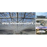 China El corte prefabricado, aserrando, pulido, perforando, Metal edificios de acero comerciales on sale