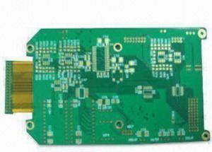 China Custom Electrical FPC Multilayer Flexible Printed Circuit Board , Single Sided on sale