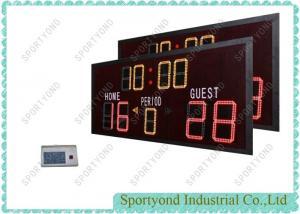 Led Electronic Digital Futsal Scoreboard High School Football