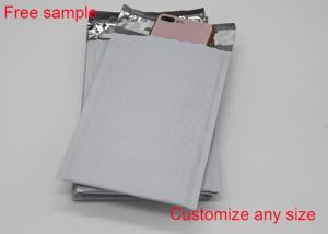 China 9 * 12 Inches Custom Printed Poly Bubble Mailer Envelopes No Breaking Against Moisture on sale