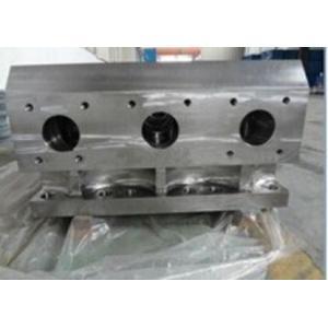 China Forged/Forging Steel Triplex Mud Pump Fluid End Modules on sale
