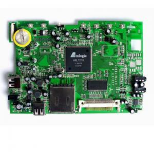 China Custom FR-2 Contract 4 Layer PCB PCBA Circuit Board Assembly Services on sale