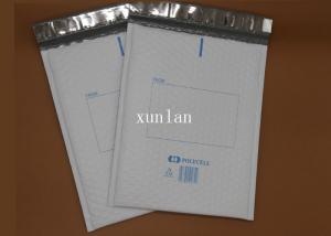 China Self Adhesive Seal Shipping Bubble Mailers , Eco - Friendly Poly Mailer Envelopes on sale