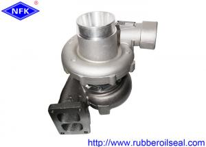 China Excavator Engine Turbo Charger , 6RB1 Small Engine Turbocharger Fit HITACHI EX400 on sale