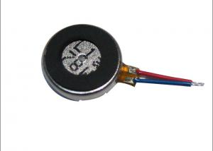 China 10mm 1020 3V Coin Type Vibration Motor , Electric Small Dc Mobile Phone Vibrating Motor on sale