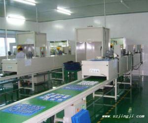 China Tunnel type oven conveyor Line on sale