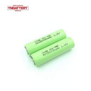 China NI-MH battery AA size 1.2v rechargeable 2000mAh low self-discharge battery on sale