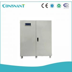 China Non - Contact Automatic Voltage Stabilizer , Short Circuit Three Phase Voltage Stabilizer on sale