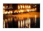 Large Scale Decorative Flaming Water Fountain Show With PC/PLC System
