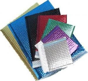 China Colorful Aluminium Bubble Envelope supplier