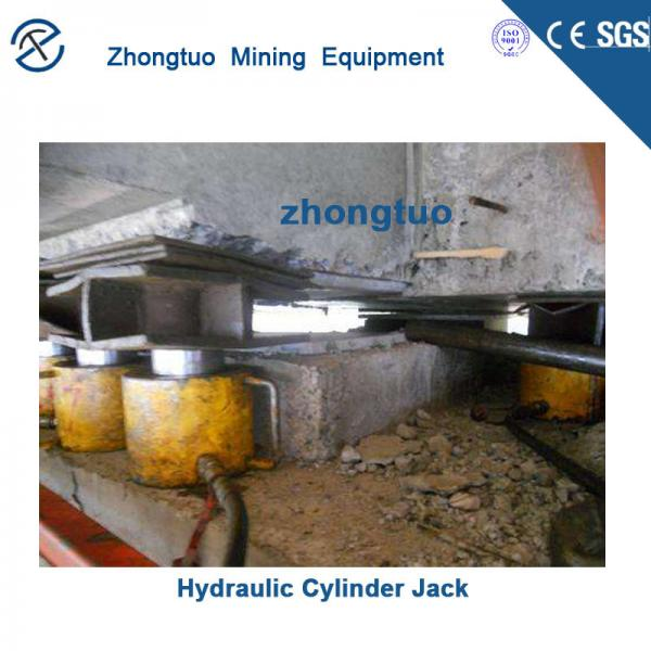 China Lock Nut Hydraulic Jack Manufacturers low price for