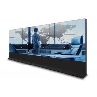 Wall Mounted DIY Large Video Wall Displays , Multi Screen Display Wall Low Maintenance