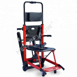 China Power Lift Up Seat Stair Climbing Wheelchair , Motorised Stair Climber on sale