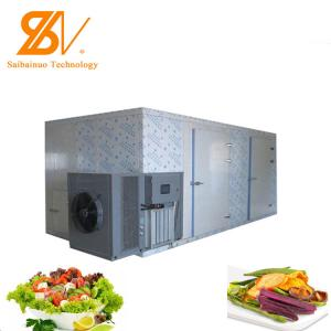 China Belt Mesh Fruit Vegetable Grain Drying Machine Commercial Industrial Dehydration on sale