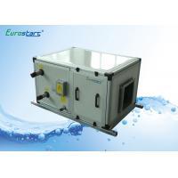 HVAC Belt Driven Fan Custom Air Handling Units Central Air Conditioning