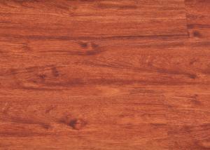 China Hospital Soundproof WPC Vinyl Flooring , No Glue Wood Grain WPC Vinyl Plank Flooring on sale
