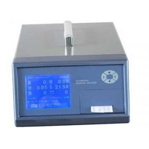China HPC400 petrol and diesel car automobile exhaust gas analyzer on sale